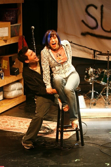Jason Tam & Krysta Rodriguez - The Public Theatre SPF