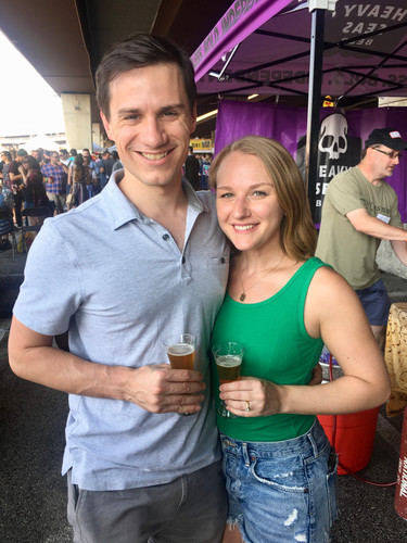 Beer Festival with Bae