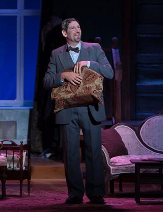 Doug Shapiro in The Mousetrap