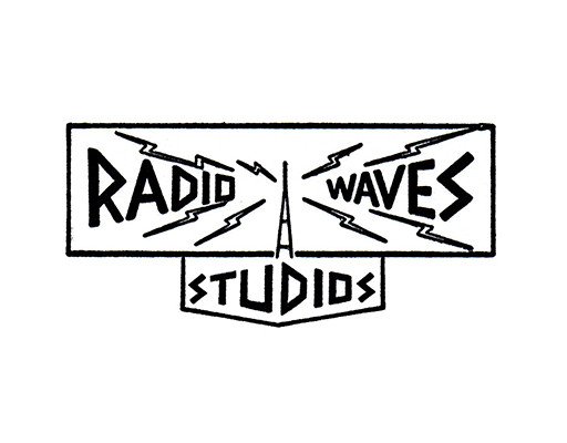 Radio Waves Studios Logo