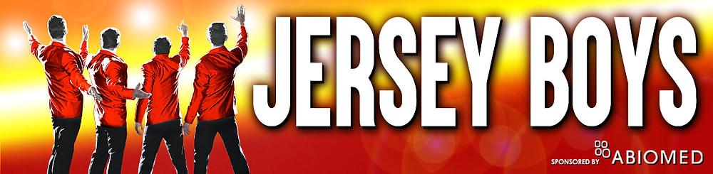 Jersey Boys at NSMT
