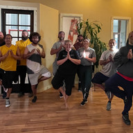 Yoga with Roofers!
