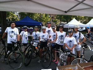 Pedaling the NYC Century Bike Tour for Safer Streets