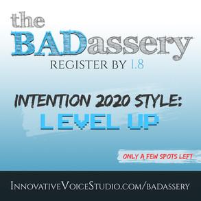Badassery social-2020-levelup-alternate