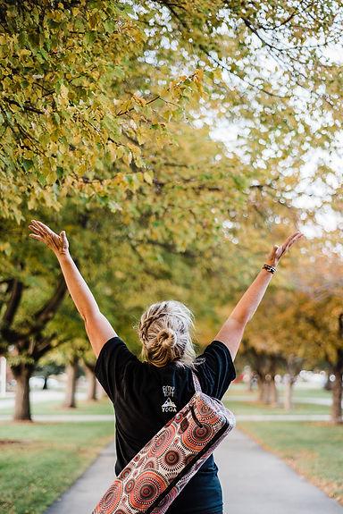 Amy Toft Yoga © Whitney Majors Photography