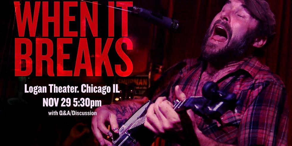 Chicago Premiere!