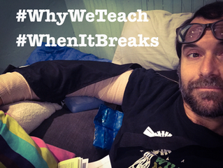 Blown Biceps in the Classroom, Taxes, Education and How That Affects YOU!
