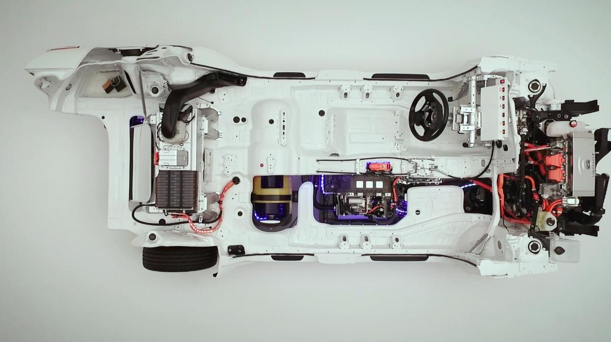 Die Funktionsweise des Toyota Mirai