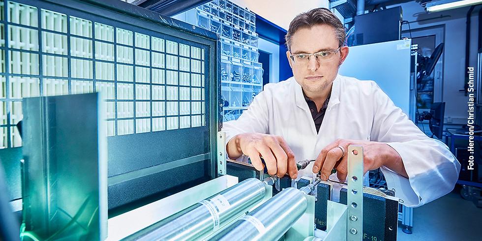 Hereon und DLR I Wasserstoff in Geesthacht: Forschung & mehr