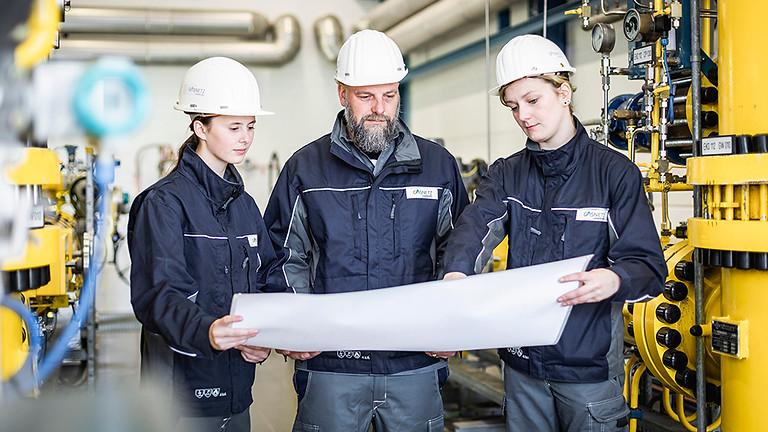 Gasnetz Hamburg | mySMARTLife-Förderprojekt in Hamburg Bergedorf: Wie die Wasserstoff-Beimischung funktioniert