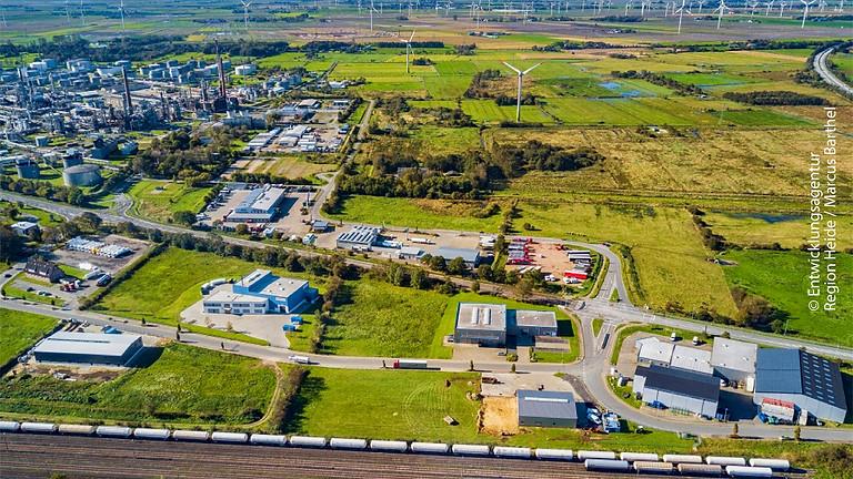 Entwicklungsagentur Region Heide | Wasserstoff als Bindeglied einer integrierte Energiewende