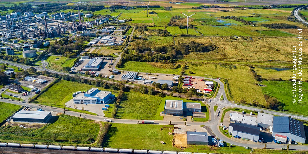 Entwicklungsagentur Region Heide   Wasserstoff als Bindeglied einer integrierten Energiewende