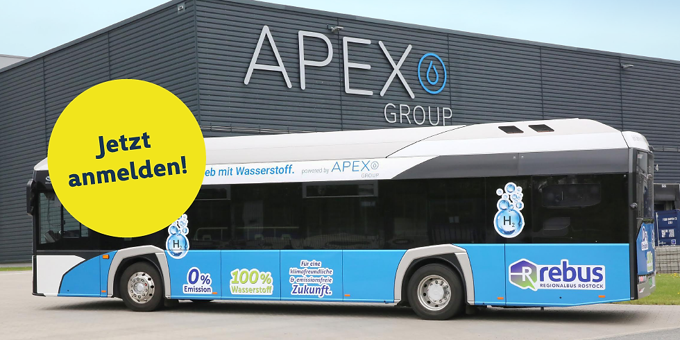 """APEX Group I Expertengespräch zum Thema """"Potential von Wasserstoff für Nutzfahrzeuge und Busse"""""""