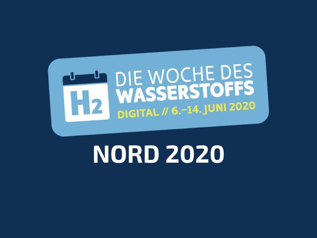 Die WOCHE DES WASSERSTOFFS NORD digital