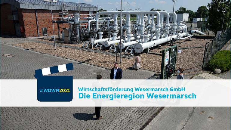 Wirtschaftsförderung Wesermarsch GmbH I Die Energieregion Wesermarsch