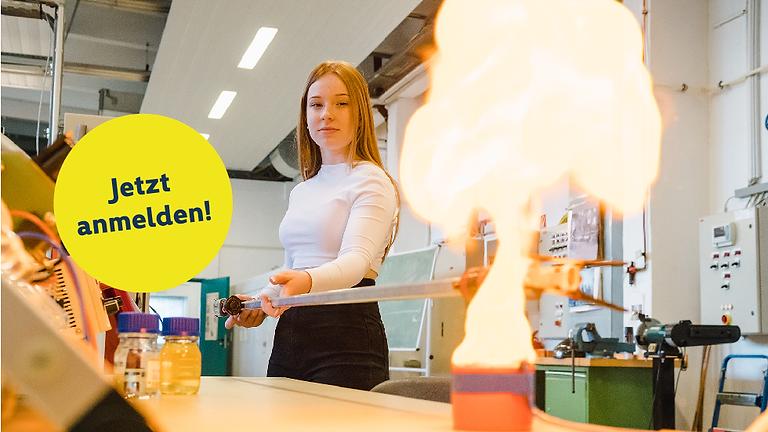Hochschule Stralsund I Wasserstoff zum Anfassen – im Labor des Instituts für erneuerbare EnergieTechnik