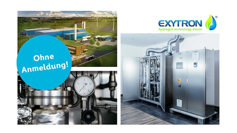 EXYTRON GmbH I Wasserstoff in seiner besten Form