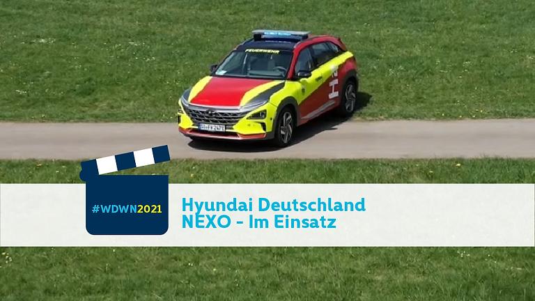 Hyundai Deutschland I NEXO – Im Einsatz