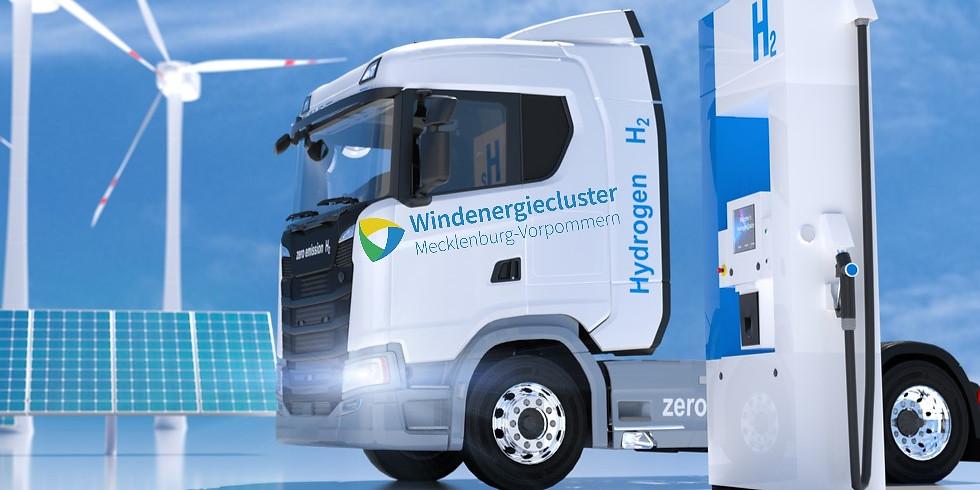 Windenergiecluster M-V I Wasserstoff-Anwendung im Straßengüterverkehr – Aktuelle Trends und Chancen