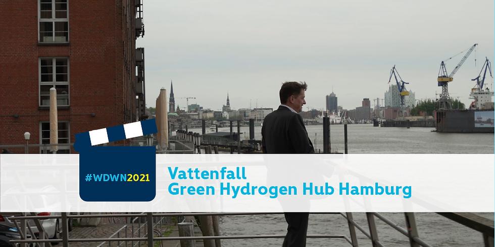 Vattenfall I Green Hydrogen Hub Hamburg