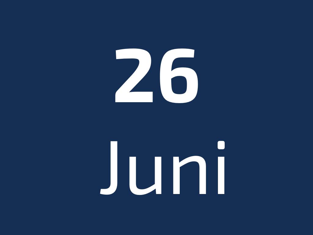 11. Branchentag Windenergie NRW (26. / 27. Juni)