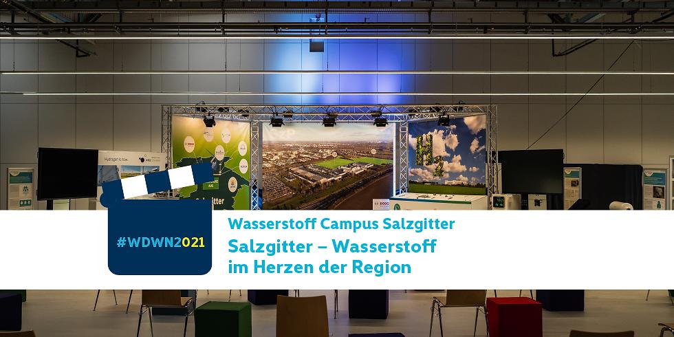 Wasserstoff Campus Salzgitter I Salzgitter – Wasserstoff im Herzen der Region