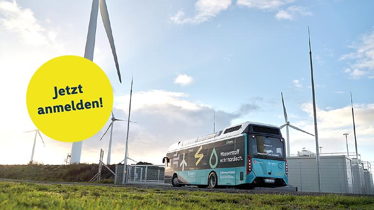 GP JOULE I Digitale Exkursion eFarm – das bisher größte, grüne Wasserstoffmobilitätsprojekt Deutschlands