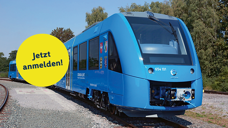 Alstom, Linde, LNVG I Mit Wasserstoff auf der Schiene / Cuxhaven-Bremervörde-Buxtehude
