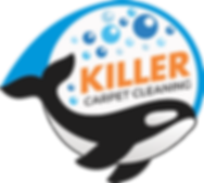 Killer Carpet Cleaning Logo