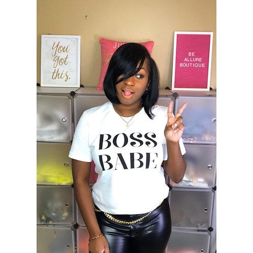 Boss Babe T-shirt