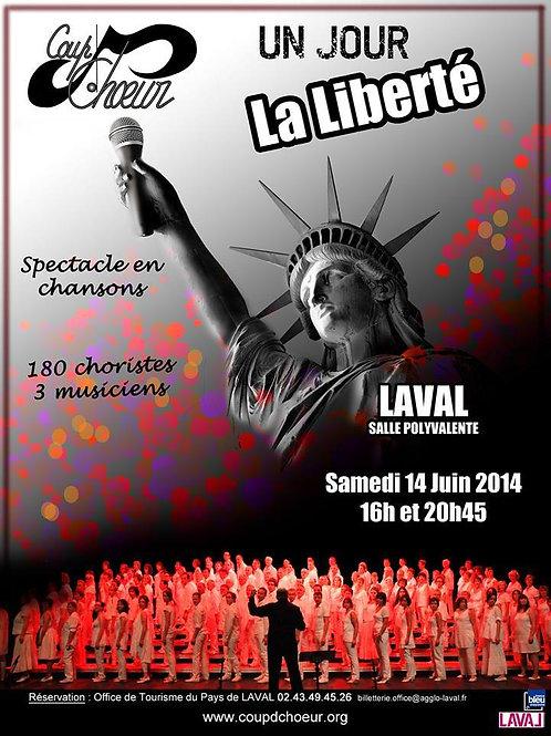 """Fichier vidéo - DVD """"Un jour la Liberté""""."""