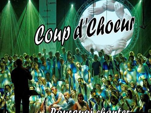 """Fichier audio - CD """"Pourquoi chanter"""""""