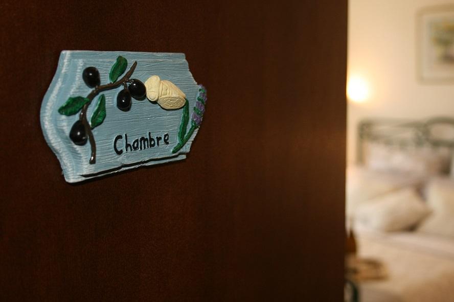 Entrance Chambre 2