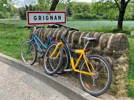 Excursion à Grignan