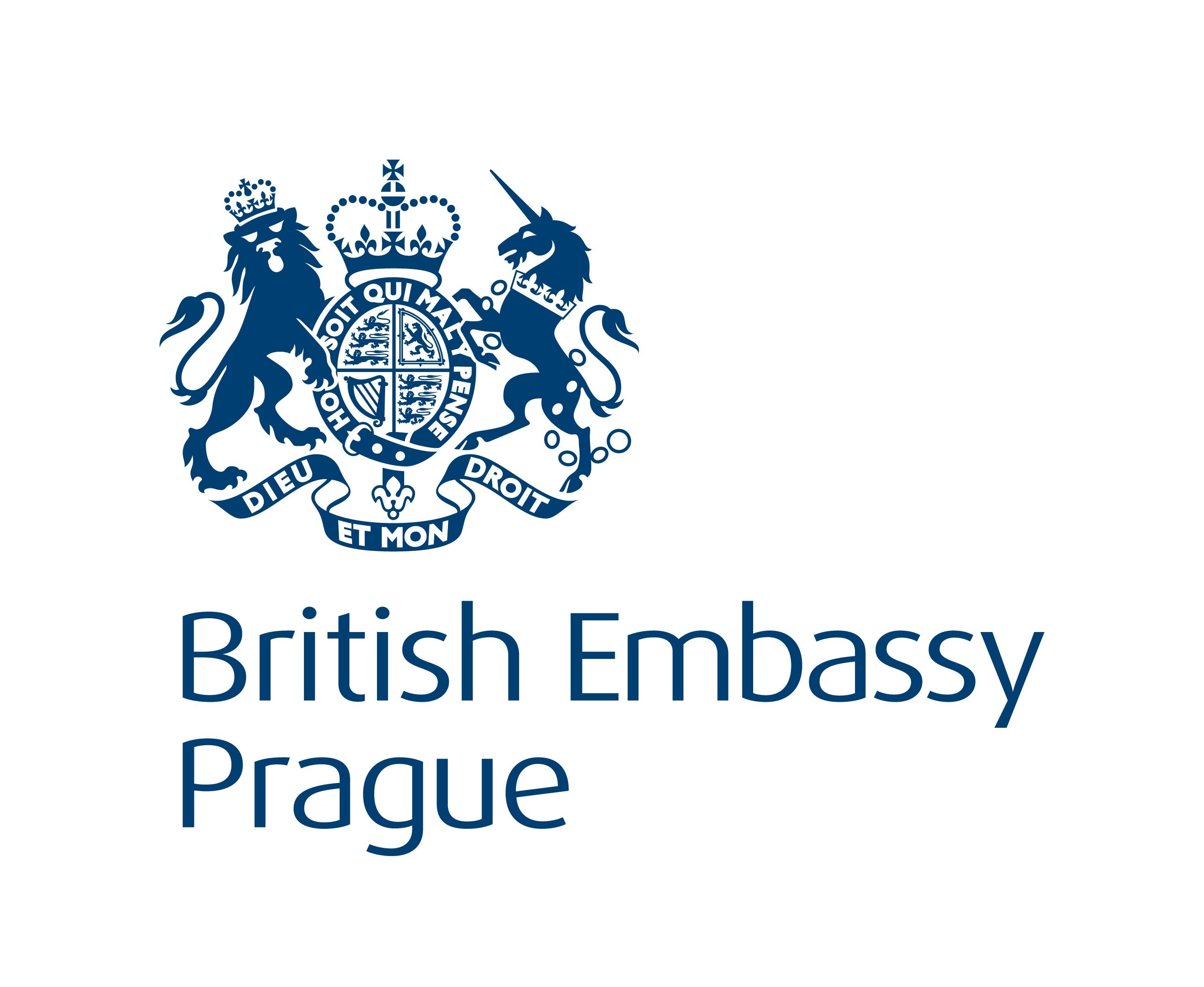 British Embassy Prague