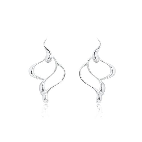 Droplet Medium stud earrings