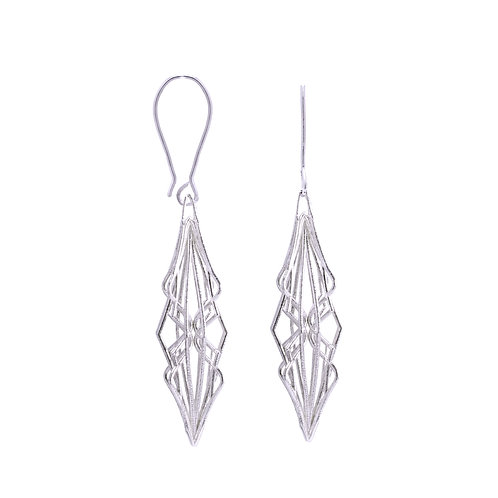 Ricard Silver Earrings