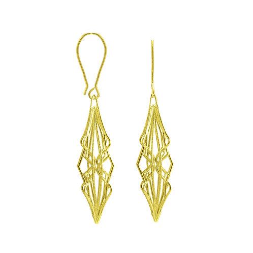 14ct Ricard Earring