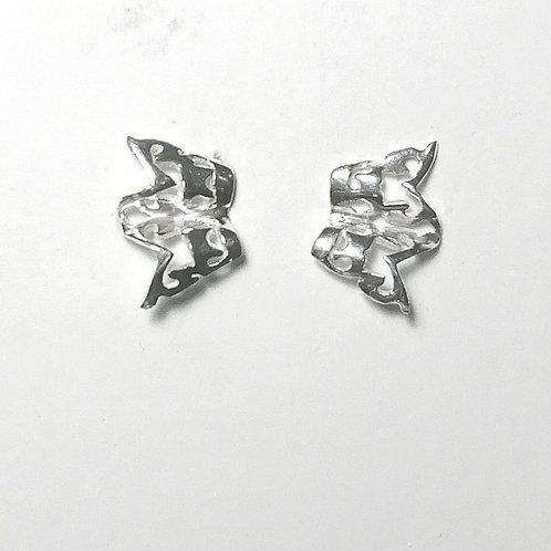Moroccan stud earrings