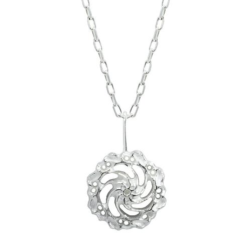 Small Swirl pendant