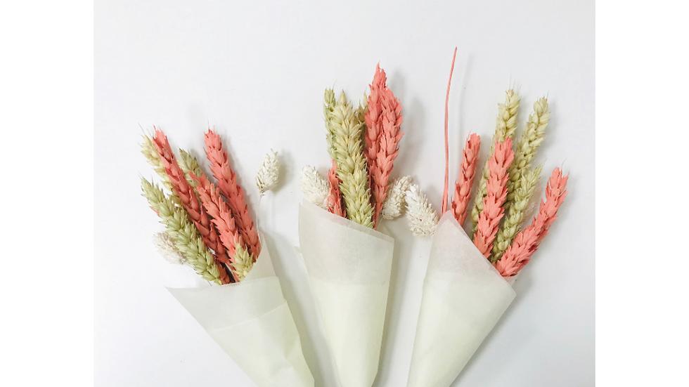 S/S - Mini dried bouquet