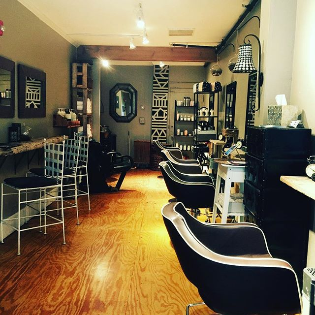 Stop in to #nestsalonboston today for 20% off all first time clients !