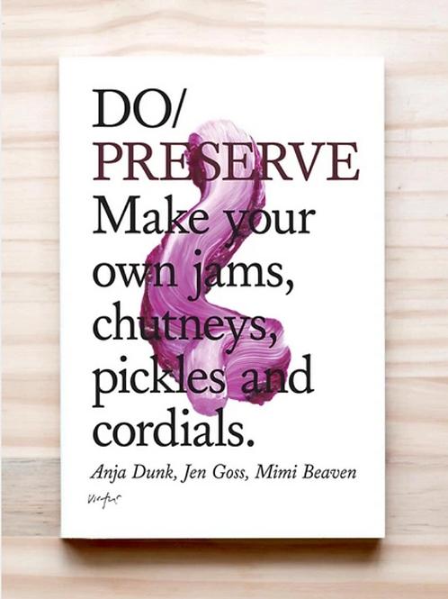 Do Books Series - Do Preserve