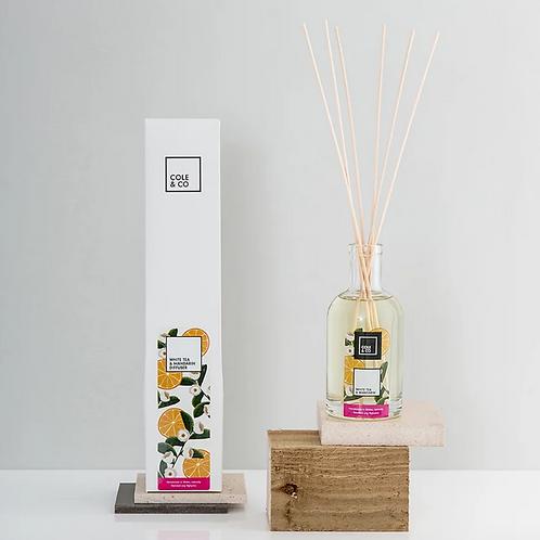 Cole & Co - Lime Flower & Bergamot Diffuser