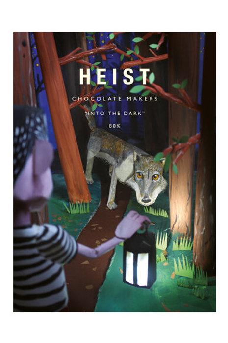 Heist Chocolate - Into The Dark