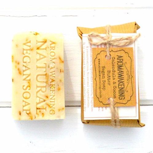 Aroma Awakening - Calendula & Cocoa Gentle Soap