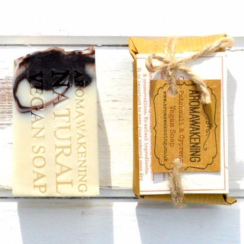 Aroma Awakening - Patchouli & Cypress Soap