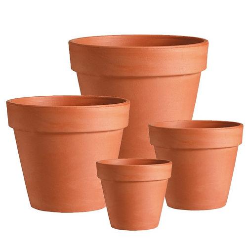 Terracotta Pot (Varying Sizes)