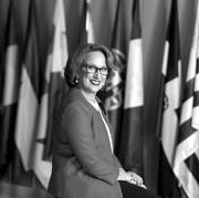 Rebeca Grynspan, Secretary General, SEGI