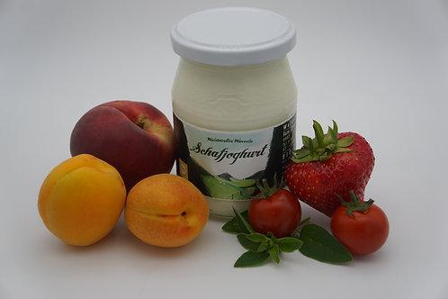Schafjoghurt-Natur